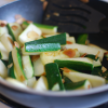 Almond Zucchini Sauté–Tired Mom Side Dish