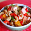 Dead Simple Supper: Salsa Pasta Salad