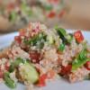 Salad #7 Quinoa Tabbouleh Salad