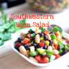 Salad #11 Southwestern Bean Salad