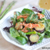 Salad #13 Salmon Salad with Asparagus and Baby Potatoes