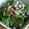 Salad #25 - Chopped Garden Salad with Herb Dressing