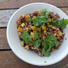 Salad #33 - Mexican Street Corn Inspired Quinoa and Corn Salad