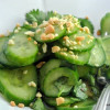 Salad #43 - Easy Thai Cucumber Salad (Tam Taengkwa)