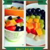 Salad #48 - Rainbow Fruit Salad