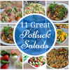 11 Great Salads to Take to a Potluck or Feed a Big Group
