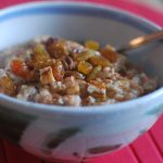 Carrot Cake Oatmeal–Slow Cooker Method