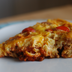 Loving Leftovers: Pasta Frittata