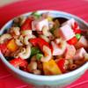 Dead Simple Supper: Salsa Pasta Salad