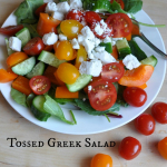 Salad #38 - Tossed Greek Salad