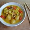 Crockpot Chicken or Beef Massaman Curry - Around the World in 30 Dishes - Thailand
