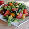 Salad #50 - Spinach, Tomato and Avocado Salad
