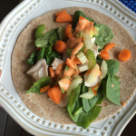 Buffalo Chicken Wraps - Easy Meals
