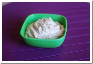 My favorite basic hummus recipe