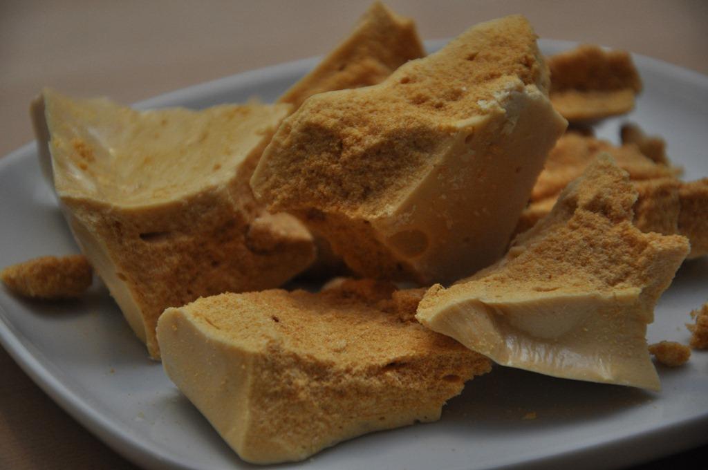 Surprisingly Easy Sponge Toffee Recipe Dairy Free
