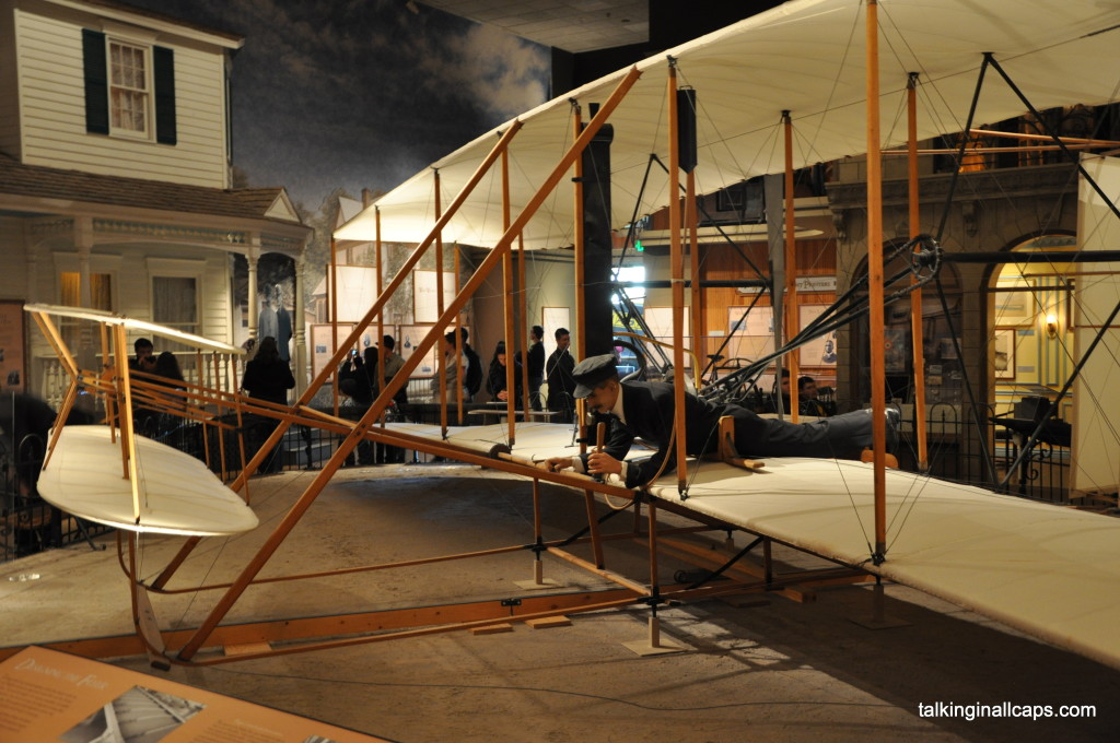 Real Wright Flyer - National Air and Space Museum