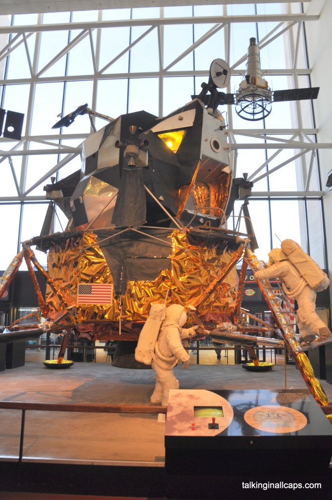 Lunar Module - Air and Space Museum