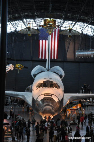 Smithsonian air and space museums washington dc for Space headliner