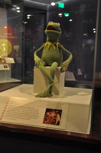 Kermit- National Museum of American History
