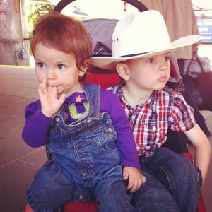 Going Home From the Calgary Stampede