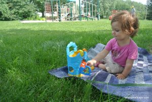 Disney Baby - Nemo Rolling Ramp