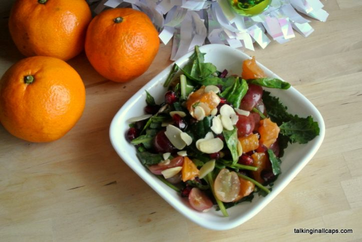 Fruity Winter Salad