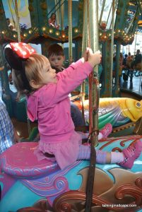 Disneyland with a Toddler and a Preschooler