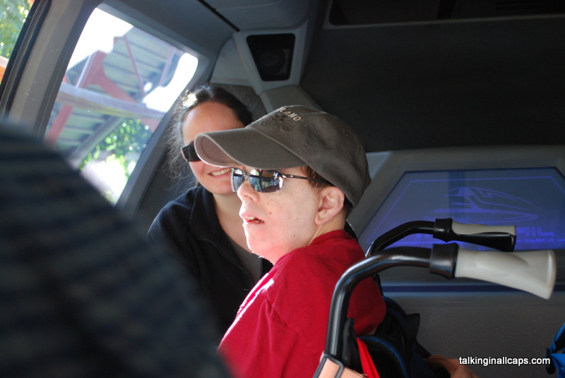 Going to Disneyland with Someone with Special Needs