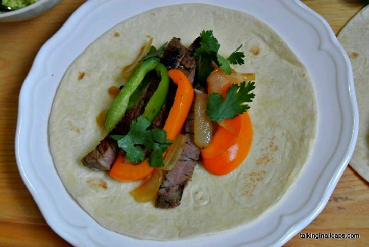 Arracherra - Mexican Fajitas 3