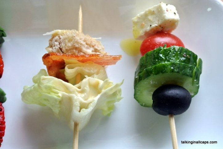 Salad on a Stick