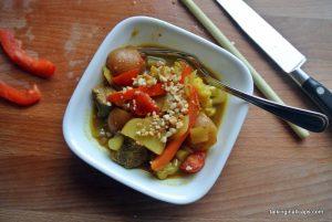 Massaman Curry - Thai Food - Around the World in 30 Dishes - talkinginallcaps.com