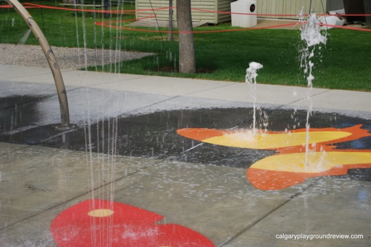 Get Outside - Splash Pad