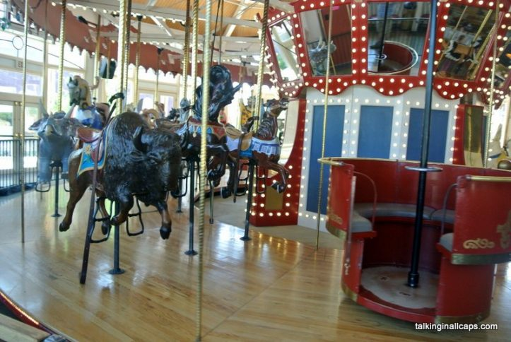 Great Northern Carousel Review - Helena, Montana - talkinginallcaps.com