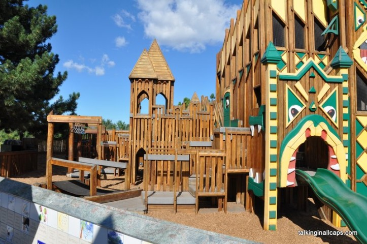 Dragon Hollow Playground Review - Missoula, Montana