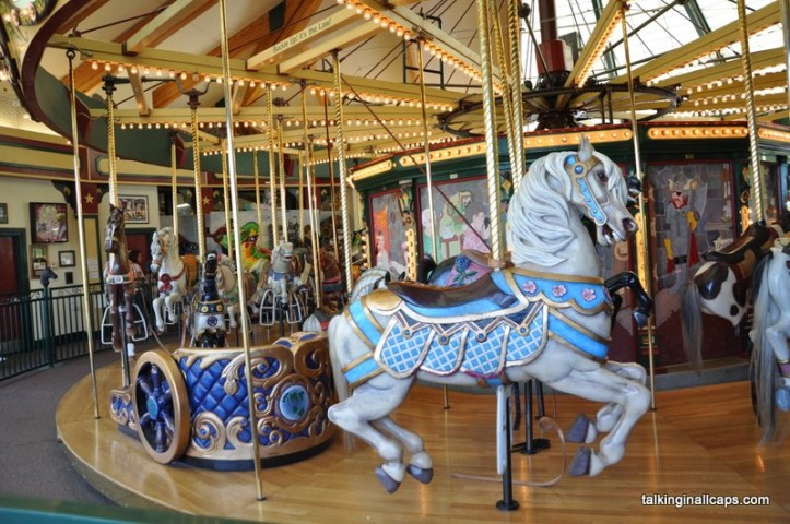 A Carousel for Missoula Review - Missoula, Montana