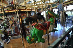 A Carousel for Missoula Review - Missoula, Montana