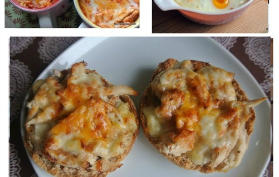 Easy Recipes Collage