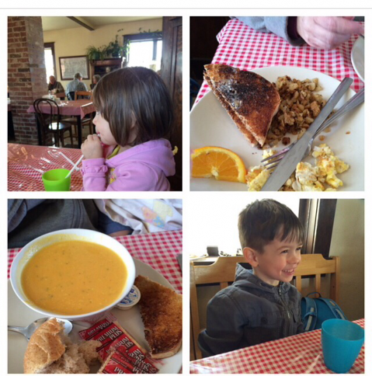 Mainstreet Cafe - Nanton - Calgary Day Trips