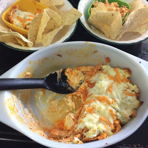 Frank's Buffalo Chicken Dip - No Blue Cheese