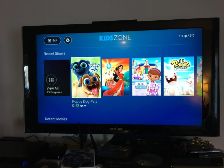 First Impressions of Shaw BlueSky TV- Does it live up to the